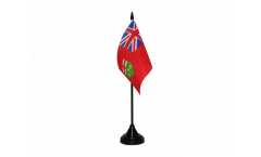 Tischflagge Kanada Ontario - 10 x 15 cm