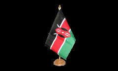 Tischflagge Kenia - 15 x 22 cm