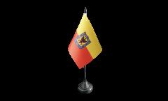 Tischflagge Kolumbien Bogota - 10 x 15 cm