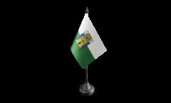 Tischflagge Kolumbien Medellín - 10 x 15 cm
