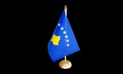 Tischflagge Kosovo - 15 x 22 cm