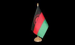 Tischflagge Malawi - 15 x 22 cm