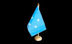 Tischflagge Mikronesien