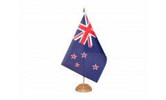 Tischflagge Neuseeland - 10 x 15 cm