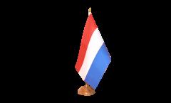 Tischflagge Niederlande - 15 x 22 cm