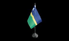 Tischflagge Niederlande Flevoland - 10 x 15 cm