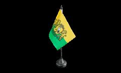 Tischflagge Niederlande Stadt Den Haag