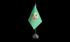 Tischflagge Osmanisches Reich Wappen - 10 x 15 cm
