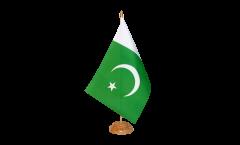 Tischflagge Pakistan - 15 x 22 cm