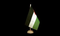 Tischflagge Palästina - 15 x 22 cm