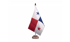 Tischflagge Panama - 10 x 15 cm