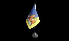 Tischflagge Phoenix Hagen - 10 x 15 cm