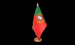 Tischflagge Portugal - 15 x 22 cm