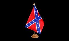 Tischflagge Südstaaten - 15 x 22 cm