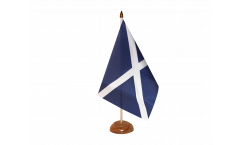 Tischflagge Schottland - 10 x 15 cm