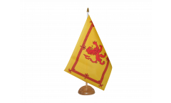Tischflagge Schottland Royal - 15 x 22 cm