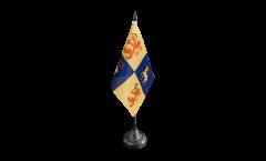Tischflagge Schweden Provinz Kalmar län