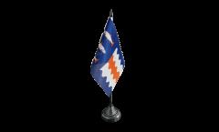 Tischflagge Schweden Provinz Västernorrlands län