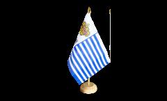 Tischflagge Seborga - 15 x 22 cm