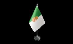 Tischflagge Spanien Fuerteventura