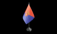 Tischflagge Spanien Lanzarote