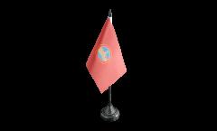 Tischflagge Spanien Stadt Cordoba - 10 x 15 cm