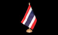 Tischflagge Thailand - 15 x 22 cm