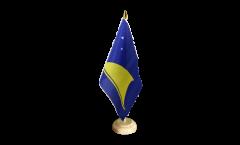 Tischflagge Tokelau - 15 x 22 cm