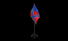 Tischflagge USA Georgia alt