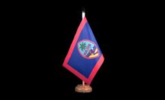 Tischflagge USA Guam - 15 x 22 cm