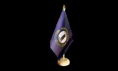 Tischflagge USA Kentucky - 15 x 22 cm