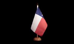 Tischflagge USA Texas - 15 x 22 cm