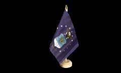 Tischflagge USA US Airforce - 15 x 22 cm