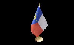 Tischflagge Wake Island - 15 x 22 cm