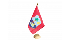 Tischflagge West Indies