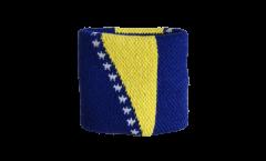 Schweißband Bosnien-Herzegowina - 7 x 8 cm