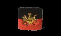 Schweißband Deutschland Königreich Württemberg - 7 x 8 cm