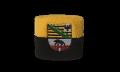 Schweißband Deutschland Sachsen-Anhalt - 7 x 8 cm