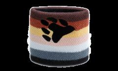 Schweißband Gay Pride Bear - 7 x 8 cm