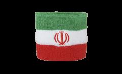 Schweißband Iran - 7 x 8 cm