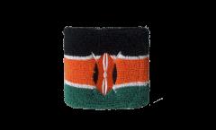 Schweißband Kenia - 7 x 8 cm
