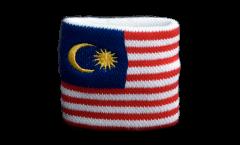 Schweißband Malaysia - 7 x 8 cm