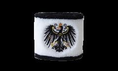 Schweißband Preußen - 7 x 8 cm