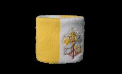 Schweißband Vatikan - 7 x 8 cm